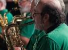 Abend Saxophon